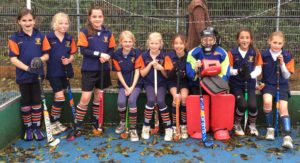 U10's Girls - Barnes Tournament - Cropped