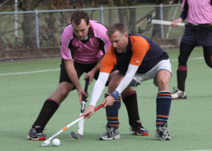 OCHC 3rd XI 6-3 Teddington, Thames Ditton, February 22, 2015