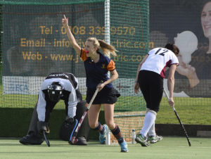 OCHC Ladies 2-1 Old Kingstonians September 26 2015